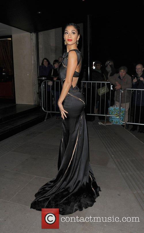 Nicole Scherzinger and Grosvenor House Hotel 24