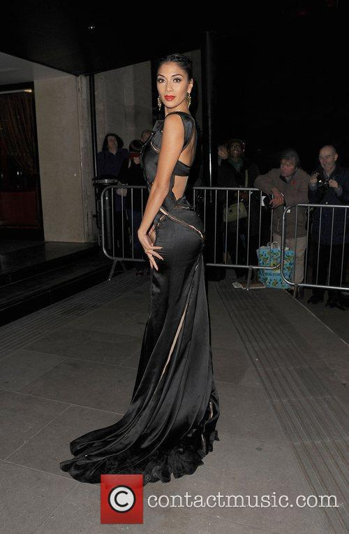 Nicole Scherzinger and Grosvenor House Hotel 2
