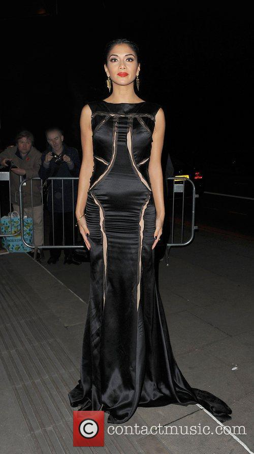Nicole Scherzinger and Grosvenor House Hotel 15