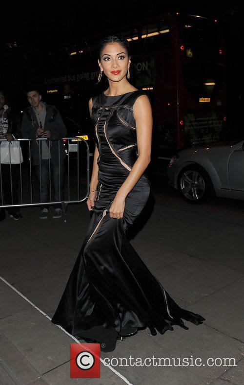 Nicole Scherzinger and Grosvenor House Hotel 10