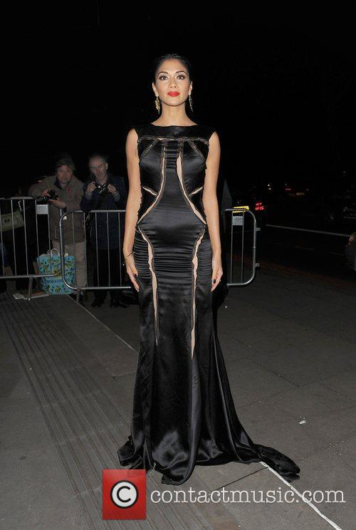 Nicole Scherzinger and Grosvenor House Hotel 3