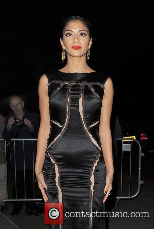 Nicole Scherzinger and Grosvenor House Hotel 4