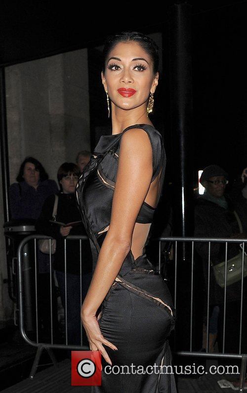 Nicole Scherzinger and Grosvenor House Hotel 20