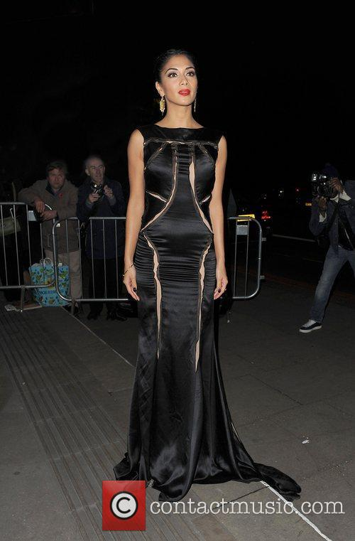 Nicole Scherzinger and Grosvenor House Hotel 11