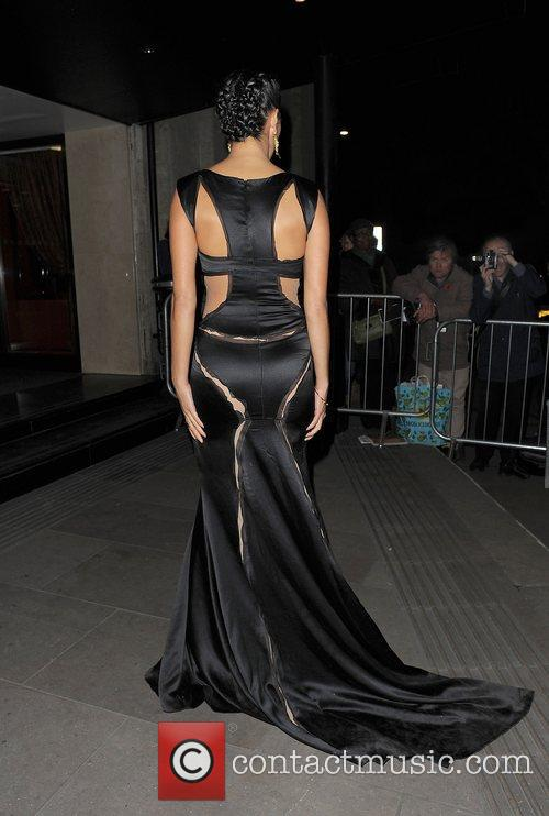 Nicole Scherzinger and Grosvenor House Hotel 32