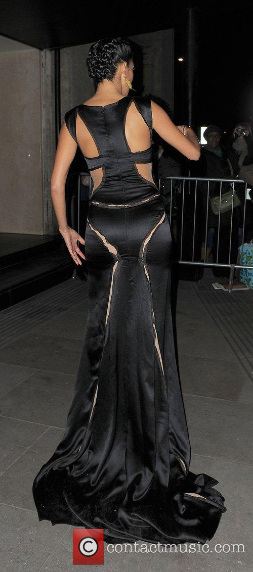 Nicole Scherzinger and Grosvenor House Hotel 8