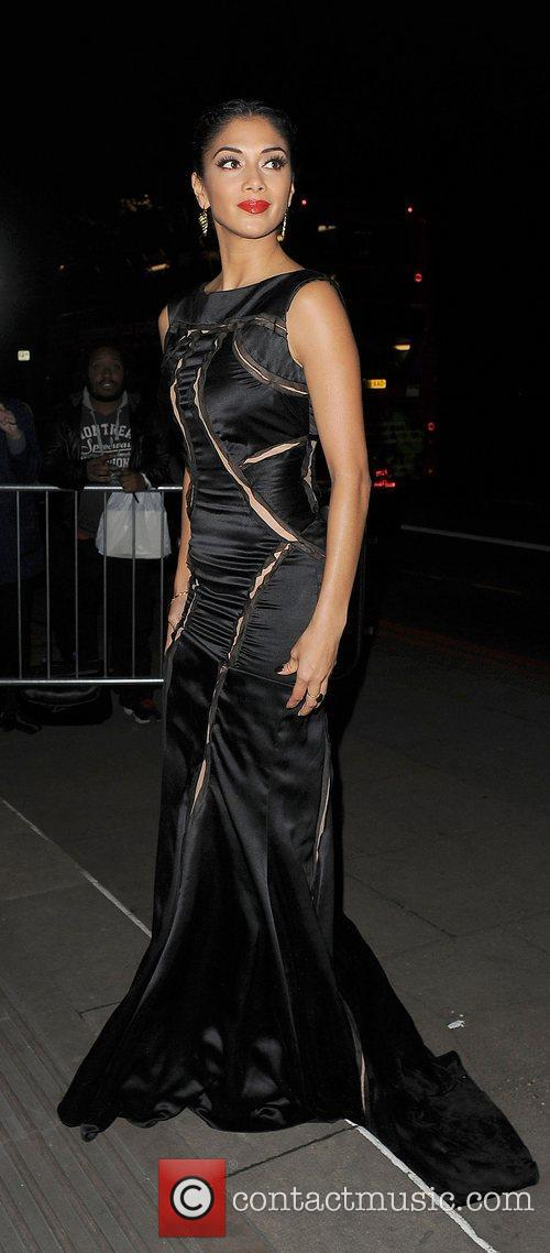 Nicole Scherzinger and Grosvenor House Hotel 12