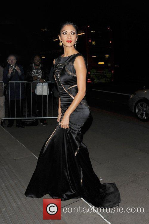 Nicole Scherzinger and Grosvenor House Hotel 23