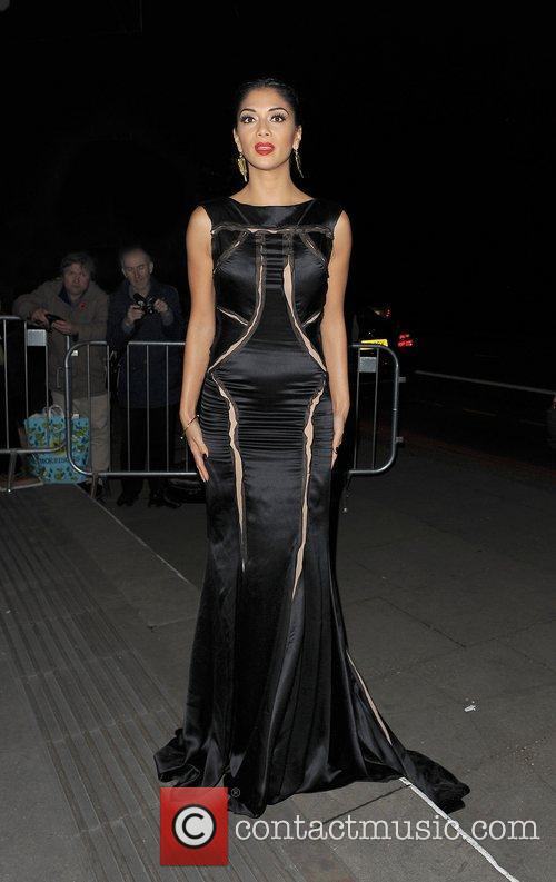 Nicole Scherzinger and Grosvenor House Hotel 27