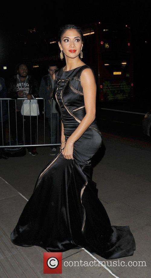 Nicole Scherzinger and Grosvenor House Hotel 31