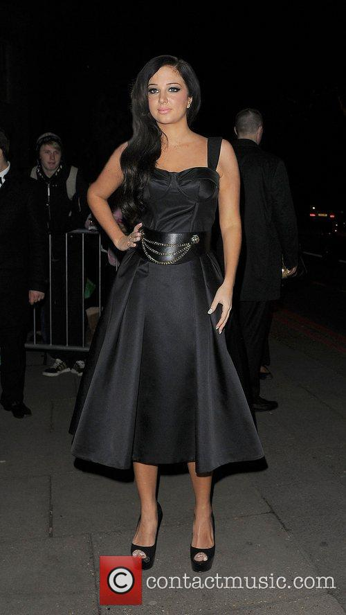 Tulisa Contostavlos, Grosvenor House Hotel and Grosvenor House 5
