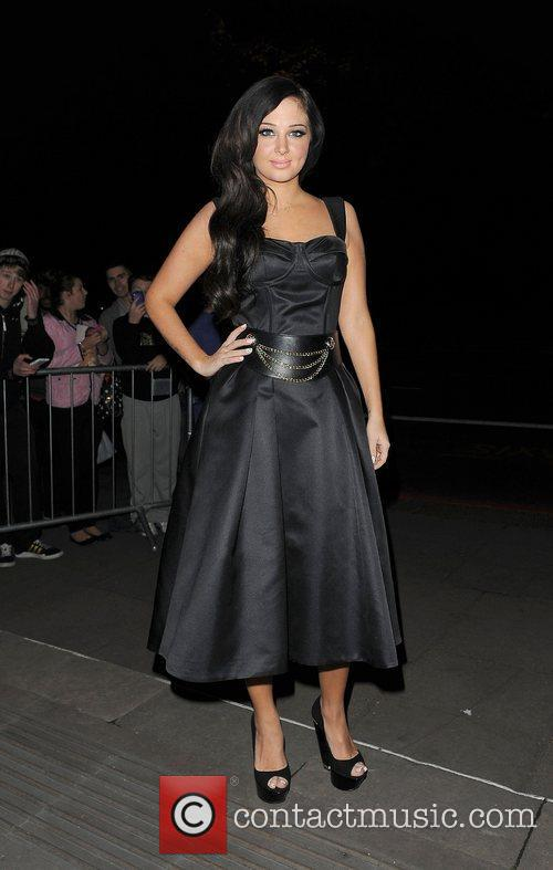 Tulisa Contostavlos, Grosvenor House Hotel and Grosvenor House 3