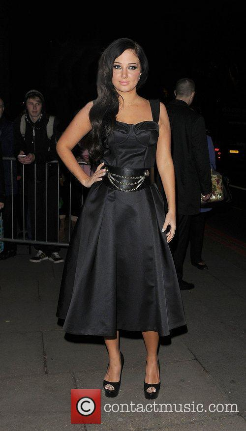 Tulisa Contostavlos, Grosvenor House Hotel and Grosvenor House 11