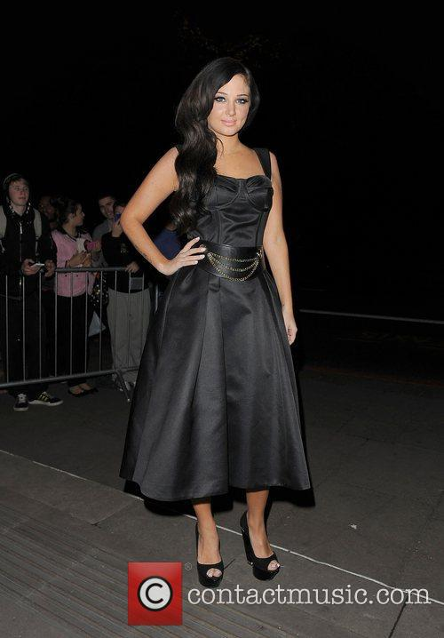 Tulisa Contostavlos, Grosvenor House Hotel and Grosvenor House 2