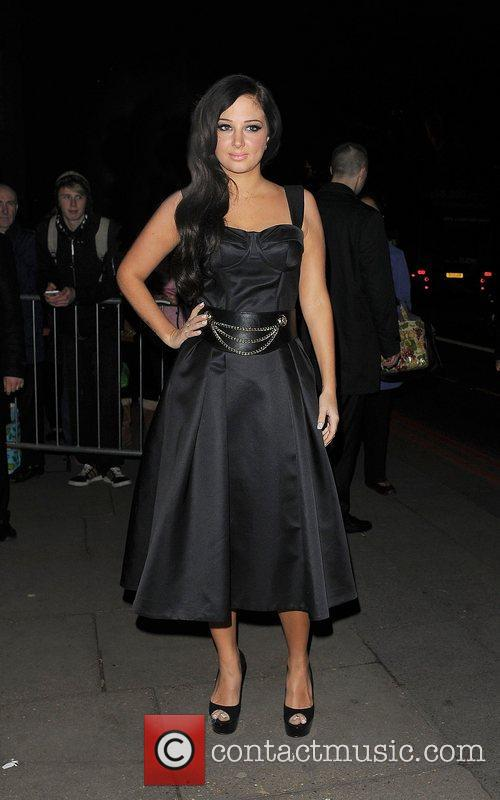 Tulisa Contostavlos, Grosvenor House Hotel and Grosvenor House 4