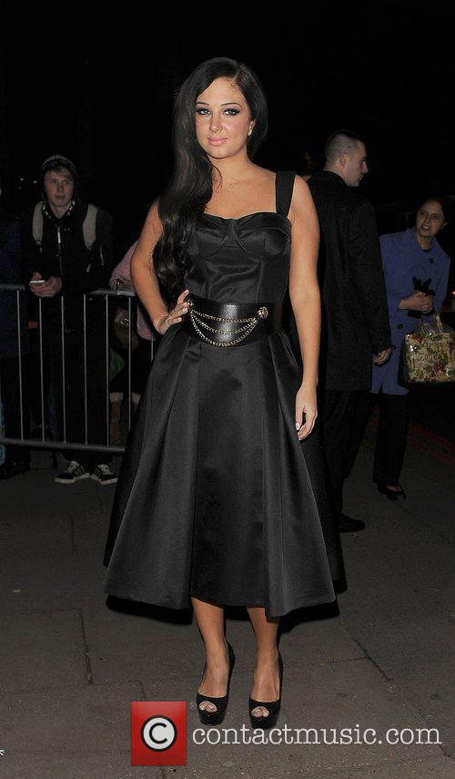 Tulisa Contostavlos, Grosvenor House Hotel and Grosvenor House 1