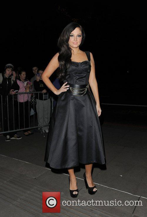 Tulisa Contostavlos, Grosvenor House Hotel and Grosvenor House 10