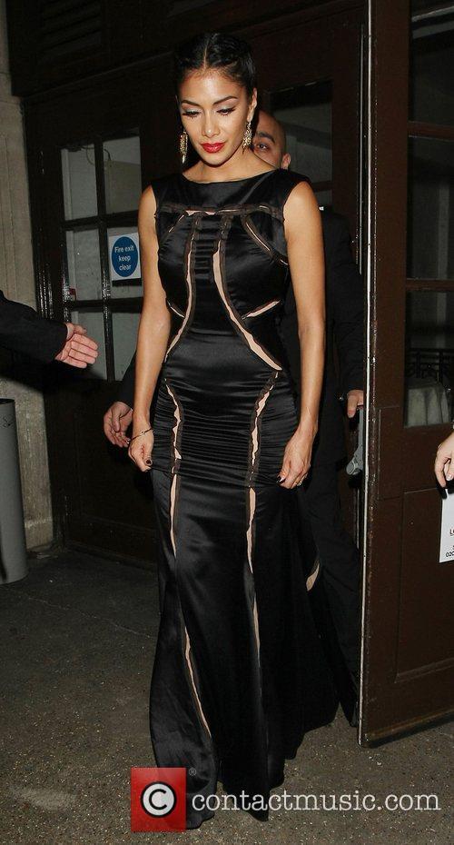 Nicole Scherzinger, Grosvenor House Hotel and Music Industry Trust Awards 1