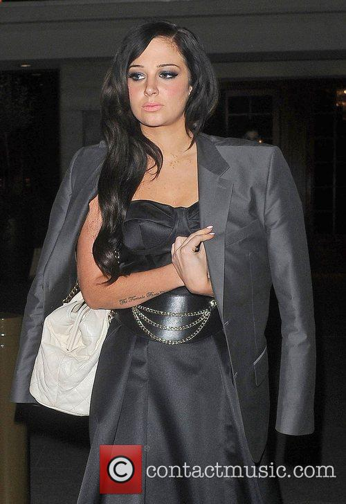 Tulisa Contostavlos, Grosvenor House Hotel and Grosvenor House 13