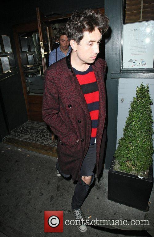 Radio, Nick Grimshaw, Groucho Club and Soho 4