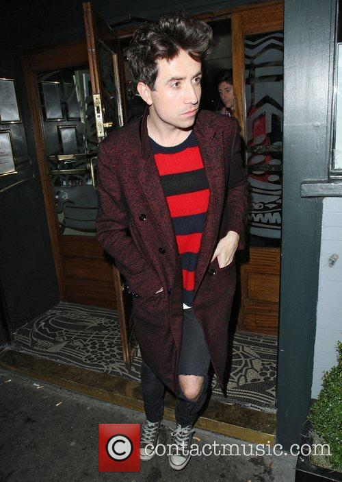Radio, Nick Grimshaw, Groucho Club and Soho 1