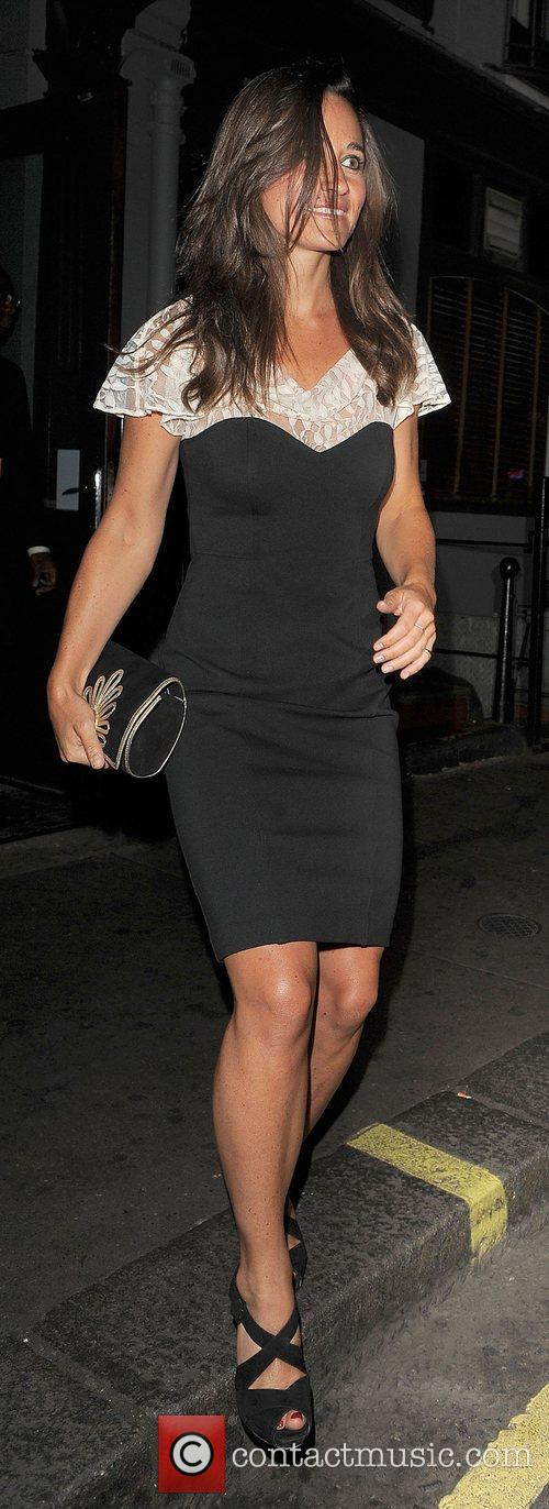 pippa middleton leaving groucho private members club 4031209