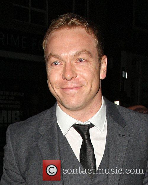 Chris Hoy and Groucho Club 9