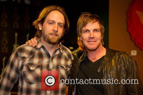 Hayes Carll and Jack Ingram 3