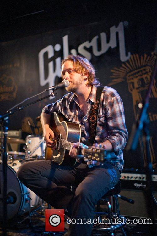 hayes carll performing at the 2012 grounded 5795334