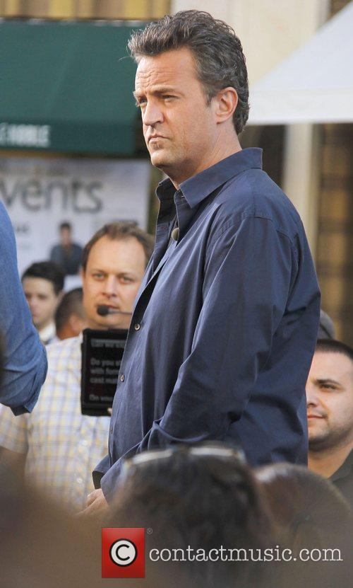 Matthew Perry, The Grove and Extra 5