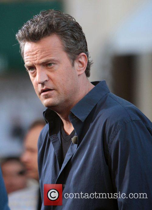 Matthew Perry, The Grove and Extra 14