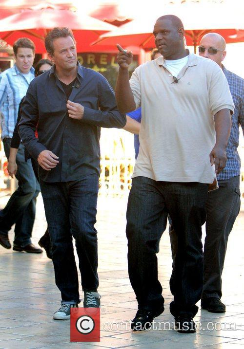 Matthew Perry, The Grove and Extra 11