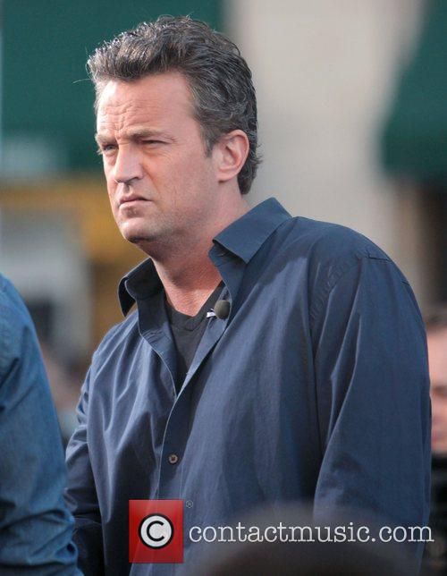 Matthew Perry, The Grove and Extra 7
