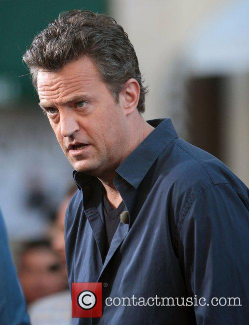 Matthew Perry, The Grove and Extra 1