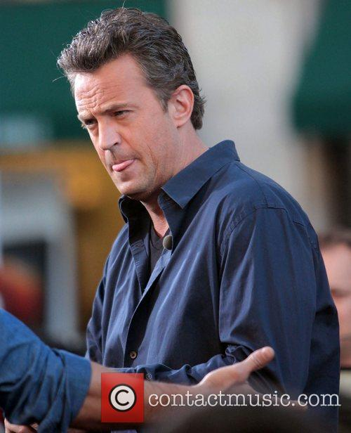 Matthew Perry, The Grove