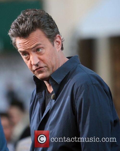 Matthew Perry, The Grove and Extra 10