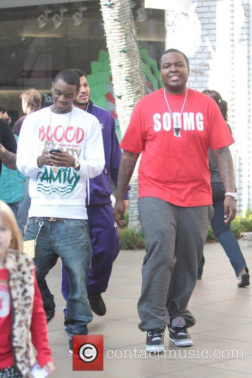 Soulja Boy and Sean Kingston 3