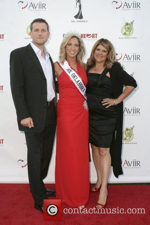 Dr. Daniel Barrett, Miss Oklahoma, Yvette Morales Miss...