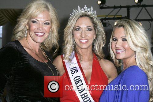 Faith Bewley, Miss Oklahoma, Jenny Johnson Miss America...