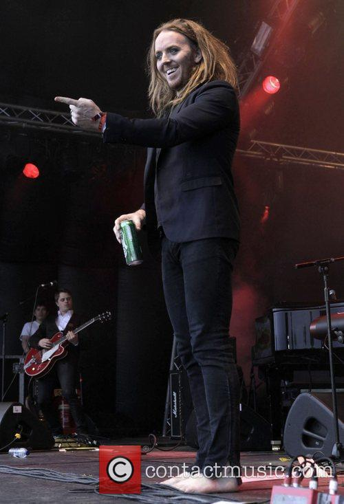 Tim Minchin and Guilfest 2