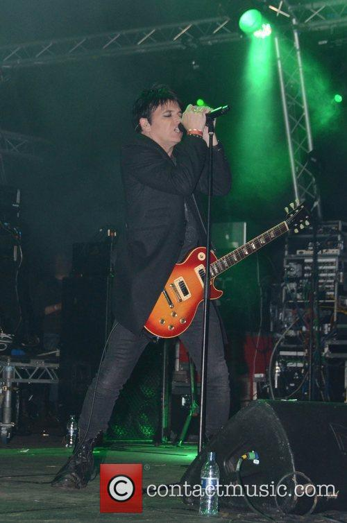 Gary Numan and Guilfest 3