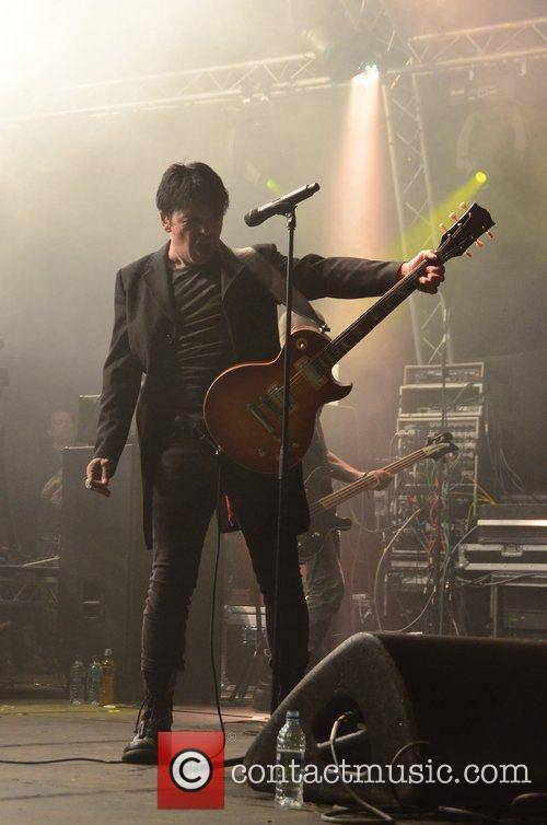 Gary Numan and Guilfest 4