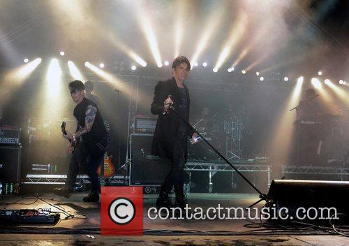 Gary Numan and Guilfest 5