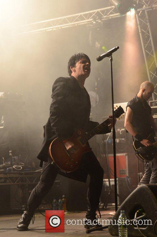 Gary Numan and Guilfest 9