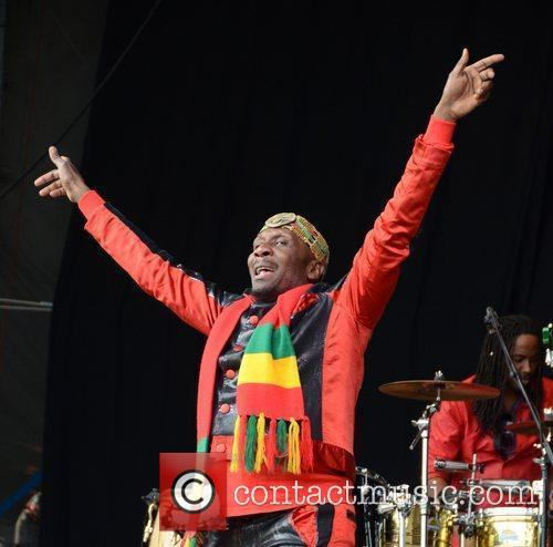 Jimmy Cliff at Guilfest 2012