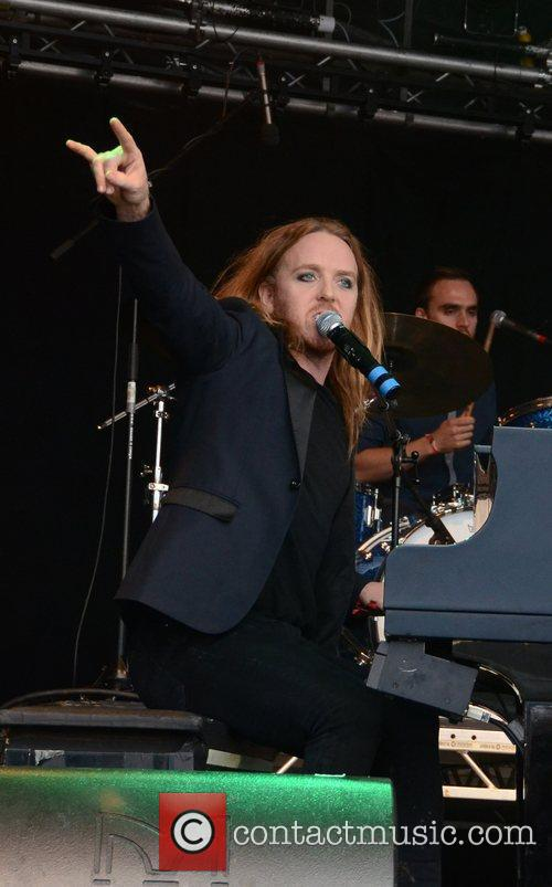 Tim Minchin and Guilfest 1