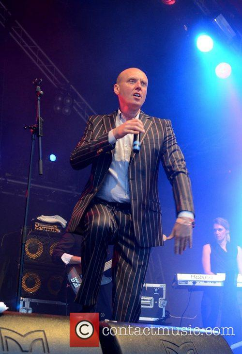 Heaven 17 and Guilfest 2