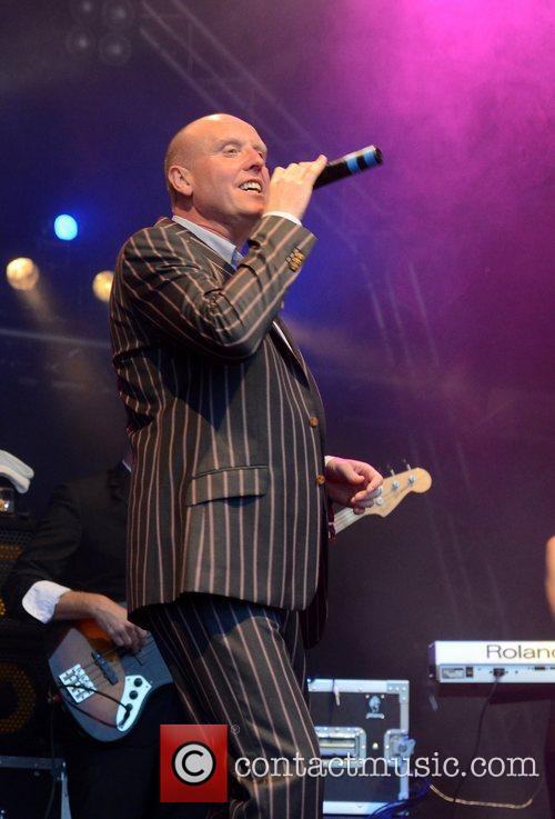 Heaven 17 and Guilfest 3