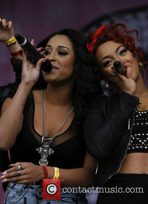 Stooshe and Guilfest 12