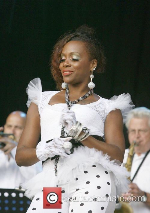 Cherie Mitchell of Chic GuilFest 2012 at Stoke...
